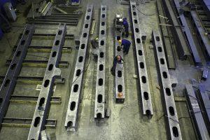 Acélszerkezet gyártás rövid határidővel, modern szolgáltatás keretein belül!